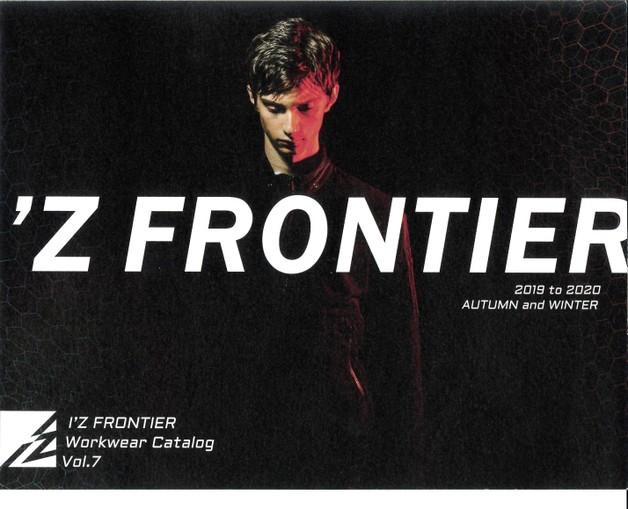 I'Z FRONTIER 2019-'20年 秋冬カタログ