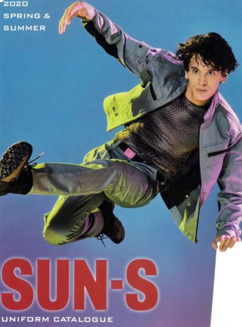SUN-S 2020年 春夏カタログ