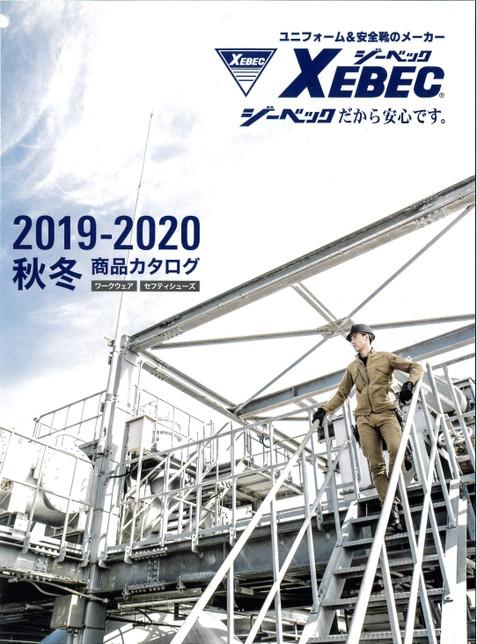 WORK WEAR SAFETY SHOES 2019-'20年 秋冬カタログ