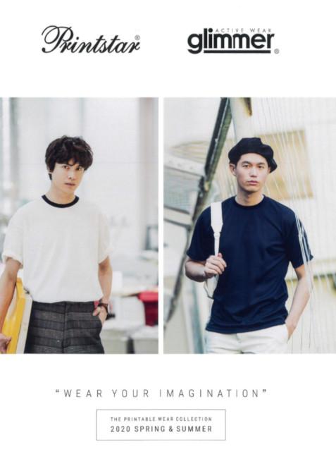 PRINT STAR2020 2020年 春夏カタログ